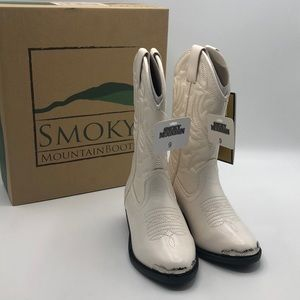 Smoky Mountain Boots kids Mesquite size 9